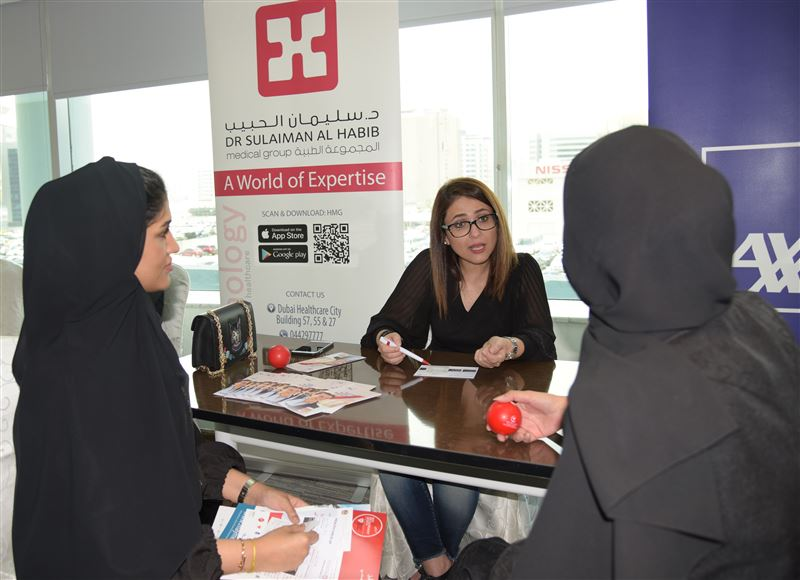 FAHR participates in the global campaign to raise awareness about the dangers of hypertension