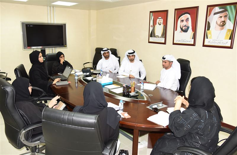 FAHR presented the Part -Time and Telework Policy to Dubai Government Human Resources Department