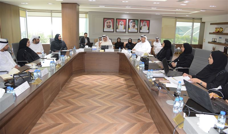 Technical Team in charge of HR Axis prepares for UAE Government's Annual Meetings