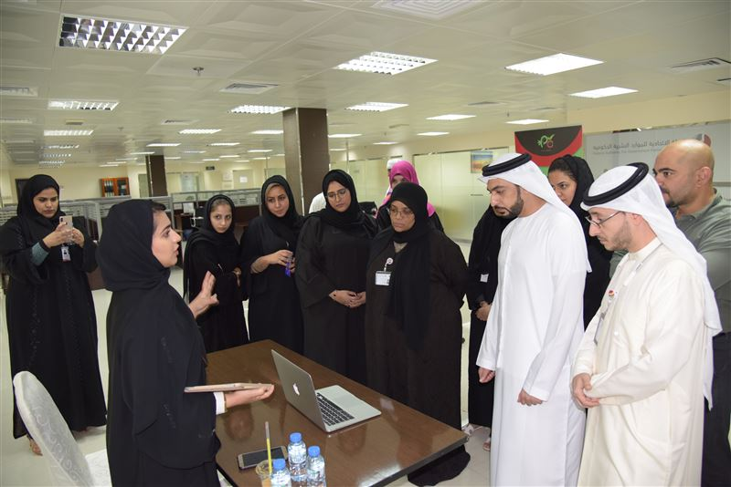 FAHR holds an exhibition showcasing creations of Federal Government employees and university students