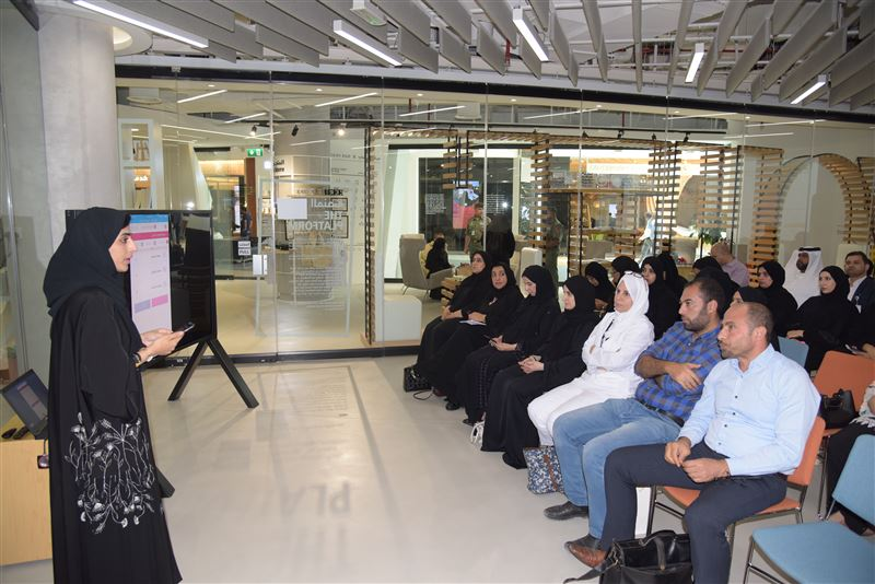 FAHR trains Federal Government employees on its smart application