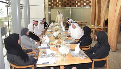 The Authority transfers knowledge to 3 international delegations