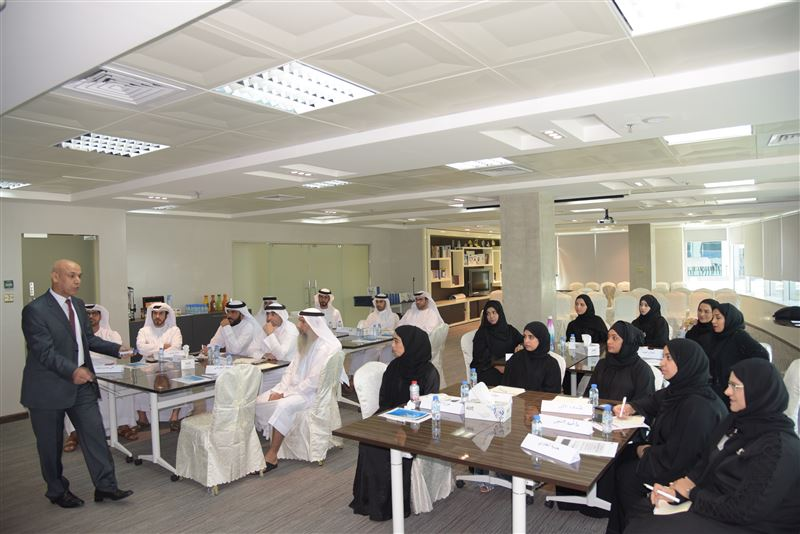 Ma'arif Training Forum covers all UAE's emirates and targets hundreds of government employees