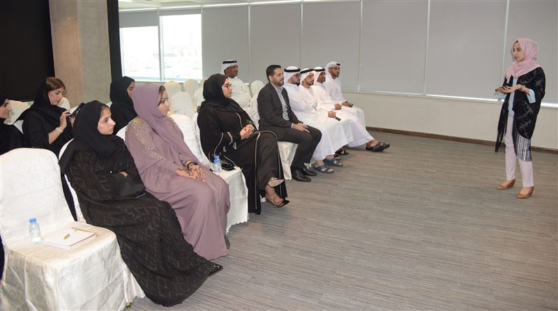 FAHR holds a Reading Club session